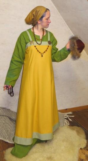 Wikingerkleid